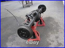 70 Pontiac Gto 455ho Judge Grand Prix 12 Bolt Posi Rear Xu Code 331 Gears