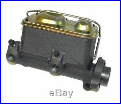 71-72 GM A Body Brake Delco Style 11 Booster Bleeder Master Cylinder Lines