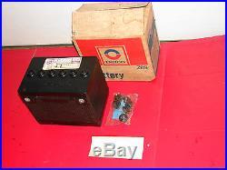71-77 Pontiac Firebird Trans Am Gp Ventura Z89 Delco Side Post Battery