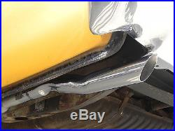 73 74 75 76 GTO Lemans GT Exhaust Tail Pipe Chrome Tips