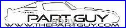 73-81 PONTIAC A/C Compressor Mount Bracket 7pc Set AC Air Conditioning Trans Am
