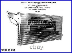78-87 Chevrolet Pontiac Oldsmobile GMC Buick CONDENSER OE 3029535 3040935 AC2320