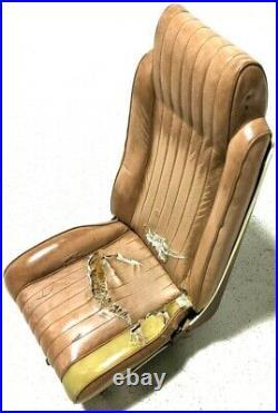 78 88 Monte Carlo G-Body Cutlass Regal Front Bucket Seat LH 79 80 81 84 85 86 87