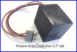 78-88 for GM models Window Racer Power Door Sunroof Regulator Motor Booster
