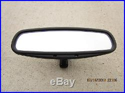 97 03 Pontiac Grand Prix Se Gt Gtp Rear View Auto DIM Mirror 3 Pins P/n 011530