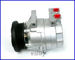 A/C Compressor Fits Chevrolet Impala, Lumina Malibu Monte Carlo Century V5 57992