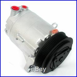 A/C Compressor Fits Impala, Monte Carlo, Grand Prix, Allure, Lacrosse 05-09 67229
