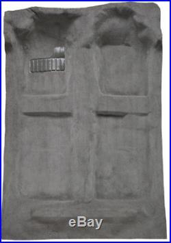 ACC 97-06 Pontiac Grand Prix 2-Door / 4-Door Molded Carpet Rug Choose Color