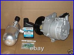 Ac Compressor Kit Fits 1996-2005 Impala, Lumina, Grand Prix