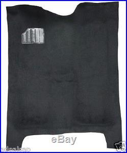 Acc New 81-88 Gm G-body Black Molded Carpet Rug Set