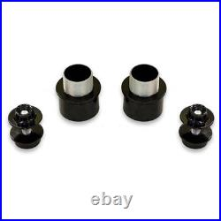 Adjustable Lift Kit Universal Spring Spacers Boosters for Car Springs