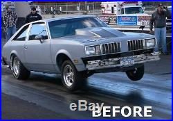 Adjustable Rear Drag Race Anti-Roll Sway Bar 1978-1987 GM G-Body (3.00)