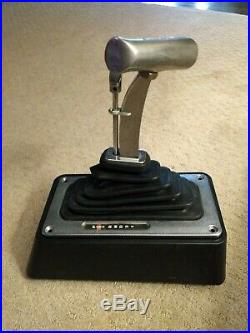 B&M 3-Speed Automatic Shifter GM Chevy Ford Mopar Chrysler