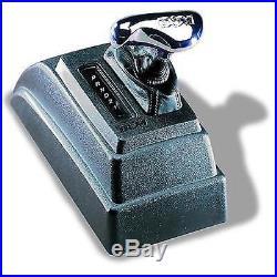 B & M 80885 Automatic Transmission Hammer Shifter Black Console Universal