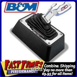 B&M Megashifter Automatic Ratchet Shifter 3&4 Speed GM Chevy Ford Mopar Chrysler