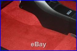 BLACK Cutpile Complete Replacement Carpet Vehicle Specific ACC Auto Custom 801