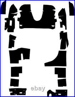 Body Panel Insulation Sound Deadener Kit for 1982-1992 GMF Coupe