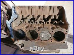 Cal 1969 Pontiac 428 Engine Short Block Firebird/trans Am/gto 1967 1968 1970 421