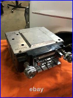 Chevy A/C Delco 78-87 Original Gm Dash Radio Am Fm Radio Stereo WORKS
