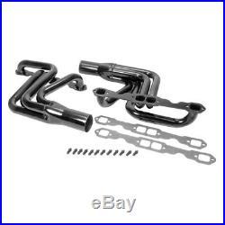 Chevy Camaro 67-81 Schoenfeld Headers SBC Chassis Steel Painted Exhaust Headers