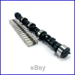 Chevy SBC 350 5.7L HP Stage 5 509/509 Lift Cam Camshaft & Lifters Kit MC1996