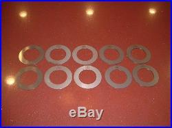 Corporate GM 8.5 Oldsmobile Type O Posi Traction Clutch Disc/Shim Rebuild Kit