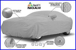 Covercraft Custom Car Covers Block-it NOAH Indoor/Outdoor- Available in Gray