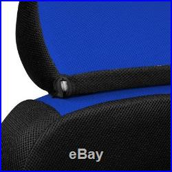Coverking Custom Seat Covers Spacer Mesh Front Row 5 Color Options
