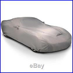 Coverking Triguard Car Cover Good for both Indoor/Outdoor use Gray