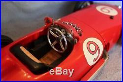 Cox Thimble Drome Mercedes Benz Grand Prix Tether Car