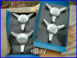 Cragar Center Cap Mag Wheel Chevy Camaro Chevelle Nova Pontiac GTO Spinner NOS