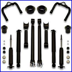 Cutlass Donk 64-72 Monte Carlo lift kit Chevelle 22 24 26 rims A Body 3-7