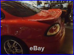 DAR FG-049 Pontiac Grand Prix SLP Large Flush Mount Rear Spoiler Unpainted