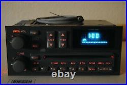 DELCO CD RADIO AUX input FITS82-92Firebird Fiero Grand Prix Grand Am GM Pontiac