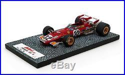 Dallari Modelli 1/43 1971 Ferrari 312B Jacky Ickx United States Grand Prix