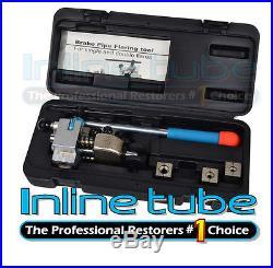 Double Single Metric & Standard 45 Degree Professional Brake Flaring Tool Set