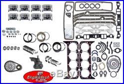 ENGINE REBUILD KIT for 1976-1985 GM CHEVY 305 5.0L V8 TRUCK