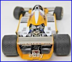 EXOTO GPC97090 RENAULT RE-20 TURBO, F1, Scale 118, 1980 Grand Prix of France