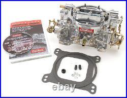 EdelBrock 1407 Performer Carburetor 4-Bbl 750 CFM Air Valve Secondaries Carb