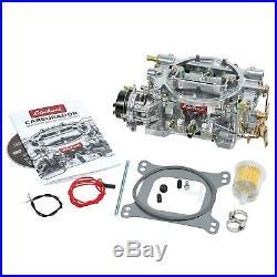 Edelbrock 1403 Performer Series 500 CFM Electric Choke Carburetor Square Bore