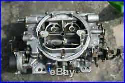 Edelbrock 1406 Carburetor Performer Series 600 CFM 4 Barrel Carb