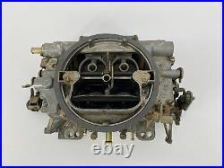 Edelbrock 1407 750 CFM Carburetor Performer Series FOR PARTS OR REPAIR