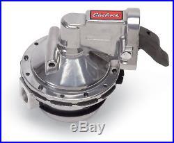 Edelbrock 1711 Victor Series Racing Fuel Pump Small Block Chevy 10psi 130gph