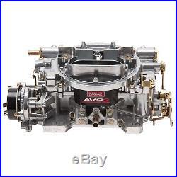 Edelbrock 1906 AVS 2 4 Barrel Electric Choke Carburetor 650 CFM