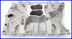 Edelbrock 2151 Performer Dual Plane Intake Manifold Oldsmobile 400/425/455