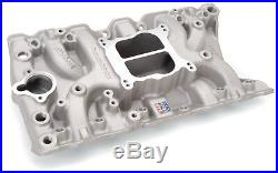 Edelbrock 2711 Performer Intake Manifold Fits Oldsmobile 307/330/350/403
