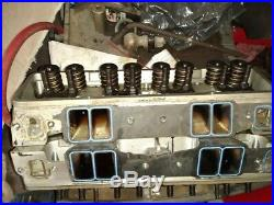 Engine Cylinder Head-Cylinder Heads Edelbrock OPT. FOR A ROLLER CAM HYD. OR SOLID
