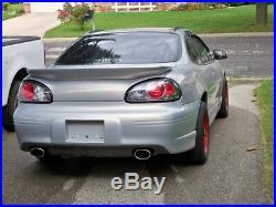 Fits 1997-03 PAINTED Pontiac Grand Prix SLP Style Custom Flush Spoiler (Large)