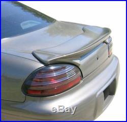Fits1997-2003 UNPAINTED Pontiac Grand Prix SLP Gen2 Style Custom Flush Spoiler