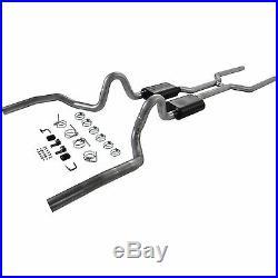 Flowmaster 17200 68-72 Chevelle GTO 442 American Thunder 3 Header-Back Exhaust